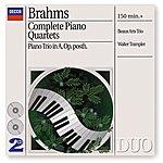 Beaux Arts Trio Brahms: Complete Piano Quartets (2 Cds)