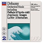Royal Concertgebouw Orchestra Debussy: Orchestral Music (2 Cds)