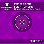 Binary Finary Flight Of Life