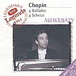 Vladimir Ashkenazy Chopin: 4 Ballades; 4 Scherzi