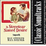Ray Heindorf A Streetcar Named Desire (1951 Film Score)