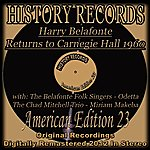 Harry Belafonte Belafonte Returns To Carnegie Hall 1960 (History Records - American Edition 23 - Original Recordings Digitally Remastered 2012 In Stereo)