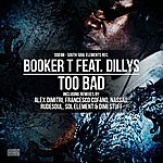 Booker T Too Bad (Incl. Alex Dimitri Soulektro Mix) (Feat. Dillys)