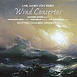 Scottish Chamber Orchestra Weber: Wind Concertos