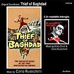 Carlo Rustichelli Ost Thief Of Baghdad & Un Maladetto Imbroglio