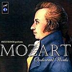 Fritz Reiner Mozart Orchestral Works, Vol. 2
