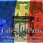 Maurice Chevalier Café De Paris