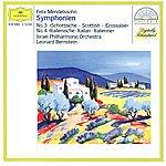 "Israel Philharmonic Orchestra Mendelssohn: Symphonies Nos.3 ""Scottish"" & 4 ""Italian"""