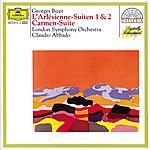 London Symphony Orchestra Bizet: L'arlésienne Suites Nos.1 & 2; Carmen Suite No.1