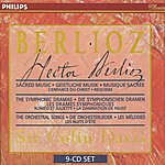 London Symphony Chorus Berlioz: Sacred Music/Symphonic Dramas/Orchestral Songs (9 Cds)