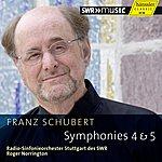 Sir Roger Norrington Schubert: Symphonies 4 & 5