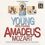 The New London Chorale Young Wolfgang Amadeus Mo