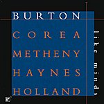 Gary Burton Like Minds
