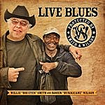 Willie 'Big Eyes' Smith Live Blues Protected By Smith & Wilson