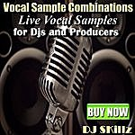DJ Skillz Vocal Sample Combinations