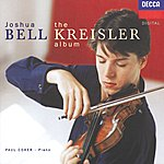 Joshua Bell The Kreisler Album