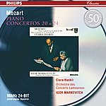 Clara Haskil Mozart: Piano Concertos Nos.20 & 24