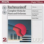Zoltán Kocsis Rachmaninov: Complete Works For Piano And Orchestra (2 Cd)