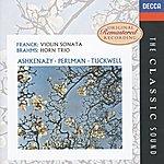 Barry Tuckwell Brahms: Horn Trio / Franck: Violin Sonata