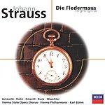 Gundula Janowitz Strauss, J. II: Die Fledermaus - Highlights