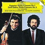 New York Philharmonic Paganini: Violin Concerto No.1 Op.6