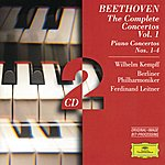 Wilhelm Kempff Beethoven: The Complete Concertos Vol. 1