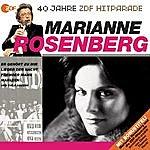 Marianne Rosenberg Das Beste Aus 40 Jahren Hitparade