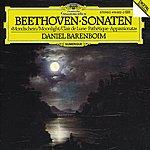"Daniel Barenboim Beethoven: Piano Sonatas Nos.8 ""Moonlight"", 14 ""Appassionata"" & 23 ""Pathétique"""