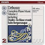 Werner Haas Debussy: Complete Piano Music Vol.2 (2 Cds)