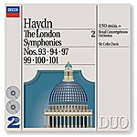 Royal Concertgebouw Orchestra Haydn: The London Symphonies - Nos. 93, 94, 97 & 99 - 101 (2 Cds)