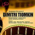 London Symphony Orchestra Dimitri Tiomkin - The Greatest Film Scores
