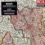 Josef Suk Mozart: Violin Concertos Vol. 1 - Classical Navigator