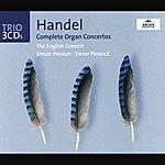 Simon Preston Handel: The Organ Concertos (3 Cd's)