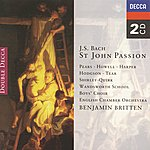 Sir Peter Pears Bach, J.S.: Johannes-Passion (2 Cds)