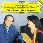 """Gidon Kremer Beethoven: Violin Sonatas Nos.4 & 5 """"Spring"""""""