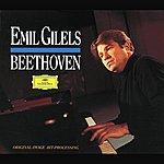 "Emil Gilels Beethoven: Piano Sonatas; ""Eroica"" Variations; ""Electotal"" Sonatas (9 Cd's)"