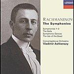 Royal Concertgebouw Orchestra Rachmaninov: The Symphonies Etc. (3 Cds)