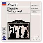 Henryk Szeryng Mozart: The Great Violin Sonatas, Vol.1 (2 Cds)