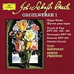 Simon Preston Bach: Organ Works I (Cd 14)