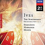 Los Angeles Philharmonic Orchestra Ives: Symphonies Nos 1-4; Orchestral Sets Nos.1-2 (2 Cds)