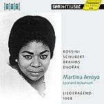 Martina Arroyo Martina Arroyo: Liederabend 1968