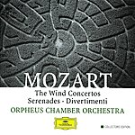 Orpheus Chamber Orchestra Mozart, W.A.: The Wind Concertos / Serenades / Divertimenti (7 Cd's)
