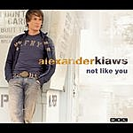 Alexander Klaws Not Like You