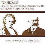 Minnesota Orchestra Tchaikovsky: 1812 Festival Overture & Capriccio Italien - Beethoven: Wellington's Victory