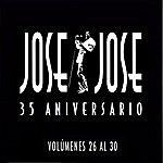 José José 35 Aniversario Jose Jose Volumenes 26 Al 30