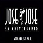 José José 35 Aniversario Jose Jose Volumenes 1 Al 5