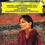 Maria João Pires Chopin: Piano Concerto No.2 In F Minor, Op. 21; 24 Preludes, Op. 28