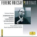 Maureen Forrester Ferenc Fricsay Portrait - Brahms: Symphony No.2; Haydn Variations; Alto Rhapsody