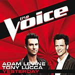 Adam Levine Yesterday (The Voice Performance)