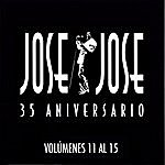 José José 35 Aniversario Jose Jose Volumenes 11 Al 15